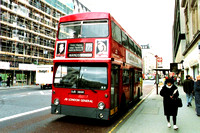 Route 77A, London General, DMS2389, OJD389R, The Strand