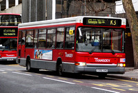 Route K3, Transdev, DPS552, Y552XAG, Kingston