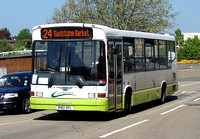 Route 24, Countryliner, R412XFL, Maidstone