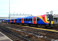 South West Trains, 450100, Clapham Junction