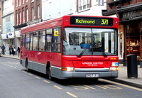Route 371, London United RATP, DPS684, SN03LEJ, Richmond