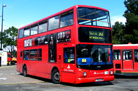Route 262, East London ELBG 17547, LY02OAW, Stratford