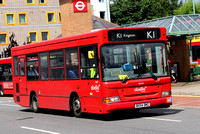 Route K1, Abellio London 8020, BX54DMZ, Kingston