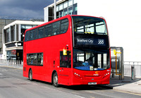 Route 388, CT Plus, HEA1, SN62DND, Stratford City