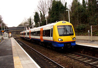 London Overground, 172 004, Crouch Hill