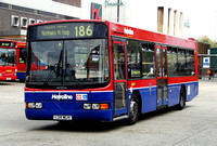 Route 186, Metroline, LLW34, L34WLH, Brent Cross