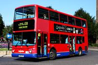 Route E8, Metroline, TA638, LK05GFO, Ealing