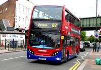 Route 82, Metroline, TE948, LK58KHP, Golders Green