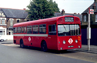 Route 120, London Transport, SMS358, EGN358J