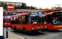 Route C3, Limebourne, DT142, H142MOB, Clapham Junction