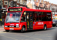 Route H2, Arriva The Shires 2468, YJ06YRP, Golders Green