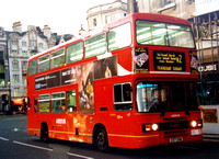 Route N2, Arriva London, L37, C37CHM, Trafalgar Square