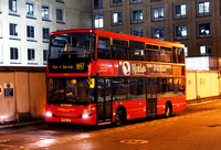 Route N97, London United RATP, SP124, YR59FZF, Hammersmith