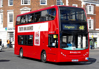 Route 418, Quality Line, DD04, SK07DZD, Epsom