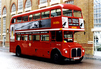 Route 23, Gold Arrow, RML2553, JJD553D, Liverpool Street