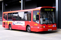 Route D8, First London, DM41437, LN51DVY, Stratford City