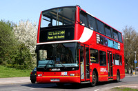 Route 144, Arriva London, DLP49, Y549UGC, Edmonton