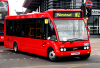 Route W12, CT Plus, OS3, YJ59NRO, Walthamstow