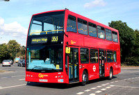 Route 353, Go Ahead London 899, PO59KGE, Hayes