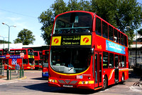 Route 328, First London, VNW32375, LK04HZE, Golders Green