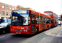 Route 186, Metroline, LLW32, L32WLH, Harrow