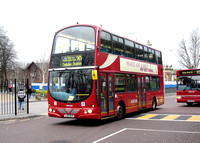 Route 20, Arriva London, VLW111, LJ03MJF, Walthamstow