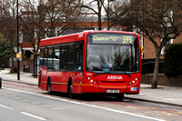 Route 393, Arriva London, ENS9, LJ07EEA, Holloway