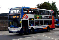 Route 6A, Stagecoach East Kent 15547, GN59EWW, Canterbury