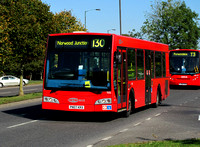 Route 130: New Addington, Vulcan Way - Thornton Heath, Parchmore Road