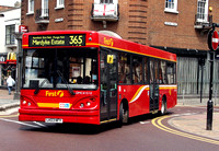Route 365, First London, DMC41510, LK03NFY, Romford
