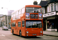 Route 238, London Transport, DMS1443, MLH443L