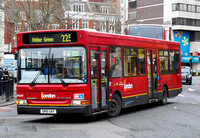 Route 225, Go Ahead London, LDP209, SN51UAY, Lewisham
