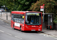 Route 228, First London, DML44099, YX09AEU, Old Oak Common