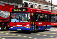 Route E6, Metroline, DLM150, X667LLX, Greenford