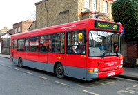 Route 371, London United RATP, DPS584, SN51TBZ, Richmond