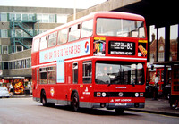 Route B3, East London Buses, T148, CUL148V, Barking