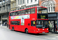 Route 243, Arriva London, DLA233, X433FGP, Aldwych