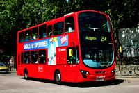 Route 254, Arriva London, DW517, LJ13CCY, Bethnal Green