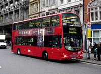 Route 1, East Thames Buses, VWL12, LB02YXK, Aldwych