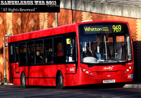 Route 969: Whitton, Gladstone Road - Roehampton Vale