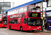 Route 62, East London ELBG 17119, V119MEV, Barking