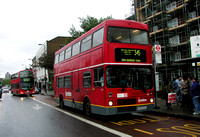 Route 345, London General, M953, A953SUL, Stockwell