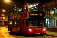 Route N97, London United RATP, ADH11, SN60BYG, Hammersmith