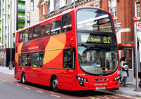 Route EL2, Go Ahead London, WVL338, LX59DDV, Barking