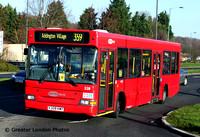 Route 359, Metrobus 328, V328KMY, Addington Village