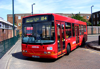 Route 184, Arriva London, DWL11, LJ51DDU