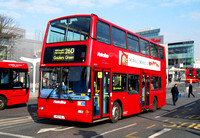 Route 260, Metroline, VP479, LK03GLJ, Shepherds Bush