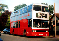 Route 656, East London Buses, T486, 486CLT, Emerson Park