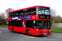 Route 71, London United RATP, SP92, YT59SFV