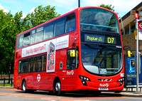 Route D7, First London, VN36106, BJ11DTV
